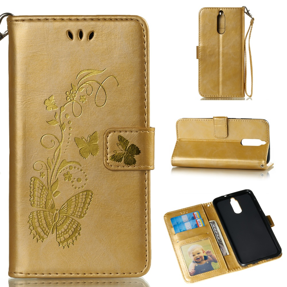 luxury wallet flip leather case for Nokia N2/N6 2018/N7/N7