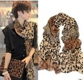 2016 NEW HOT Fashion trendy Cozy women ladies Noble women's scarf shawl neckerchief muffle designs Sexy Leopard