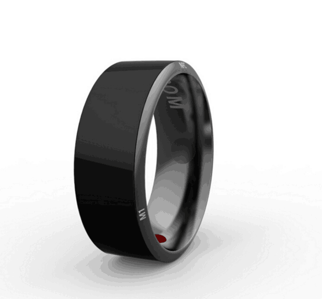 smart ring waterproof for high speed phone electronics with android and wp phones small magic ring