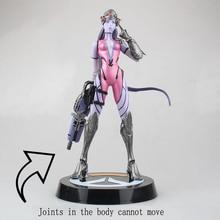17cm&27cm Game OW  anime figure  Heroes Widowmaker Amelie Lacroix PVC Action Figure Collection Model Toys цена и фото