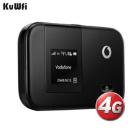 Original Unlocked Huawei 4G LTE Wifi Router Vodafone R215 100Mbps Pocket Wifi Router 4G Mobile Modem with Sim Card Slot
