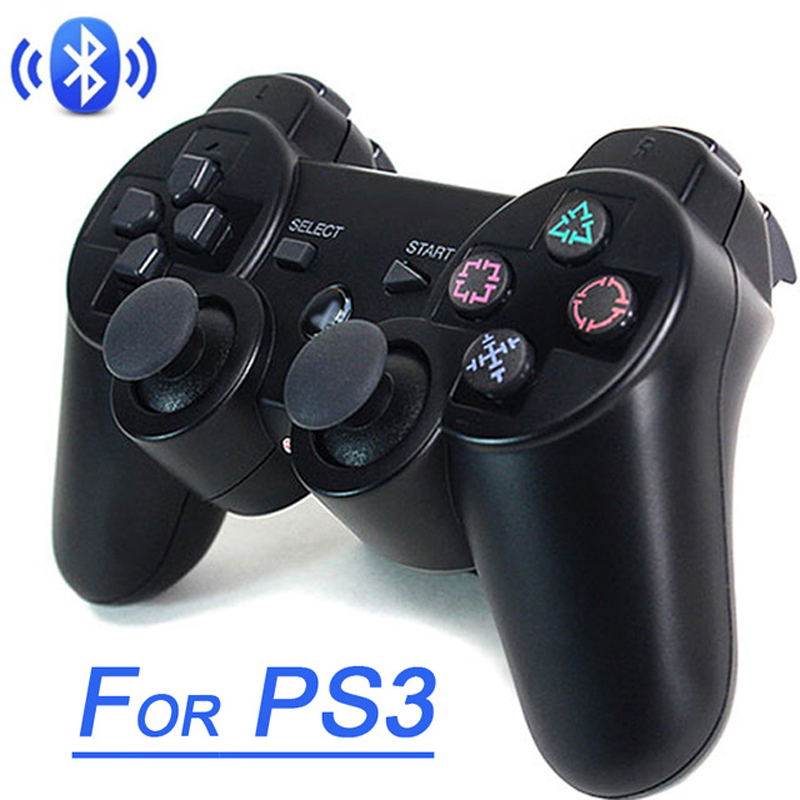 Gamepad Wireless Bluetooth Joystick For PS3 Controller Wireless Console For Sony Playstation 3 Game Pad Switch Games Accessories(China)