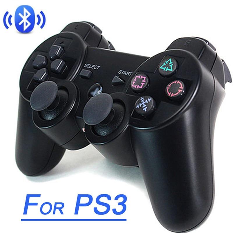 Gamepad sem fio bluetooth joystick para ps3 controlador sem fio console para sony playstation 3 jogo almofada interruptor jogos acessórios