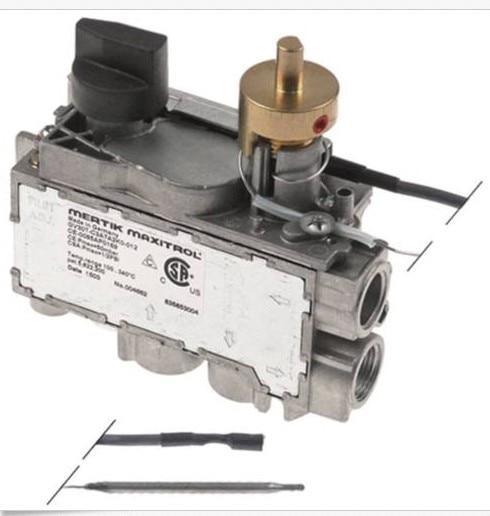 MERTIK Gasthermostat GV30T-C3A7A2K0-012 max. Temperatura de 340 C