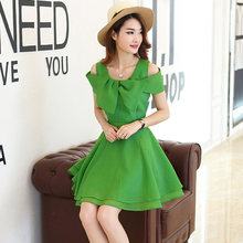 High Quality Dress Summer 2016 Fashion Fluorescent Color Brand Clothing Women Dress Vestidos Sexy Slim Fit Bodycon Elegant Dress