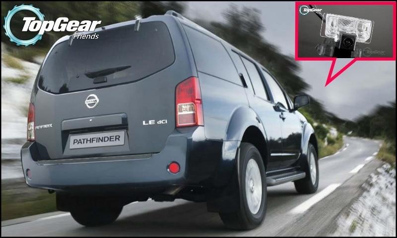Car Camera For Nissan Pathfinder R51 2005 2014 High