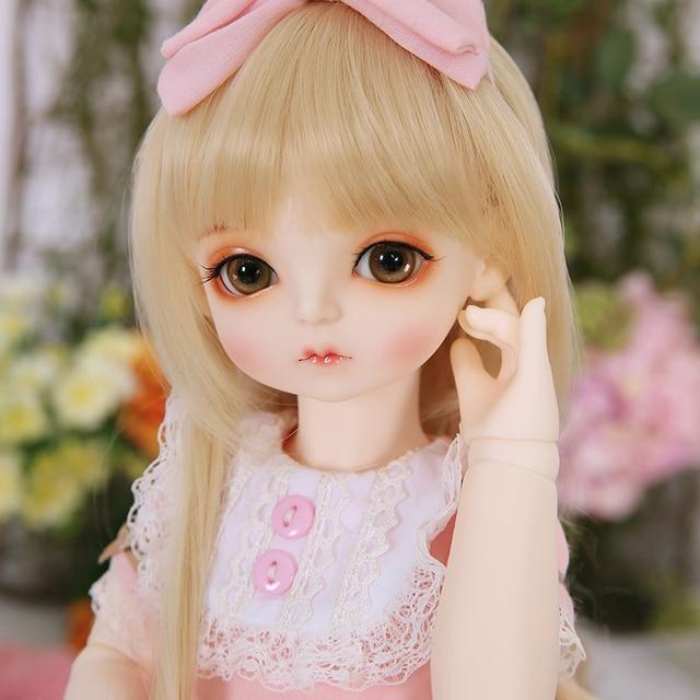 ROSENBJD Doll RL Holiday Cute doll Joint baby bjd sd dolls 1/4 body model girls High Quality resin  girl birthday present