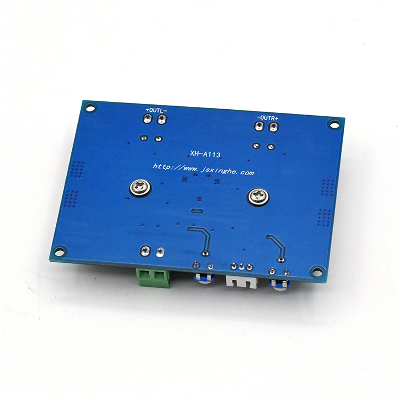 Image 5 - TDA7498 2.0 Digital Power Amplifier Board 100W*2 Dual channel Stereo Audio class d amplifier for speaker DC12 32V-in Amplifier from Consumer Electronics