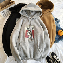 New arrival Sweatshirt Femme Autumn Winter Harajuku Streetwear Fashion Hooded Sweatshirts Women Long Sleeve Fleece Hoodies