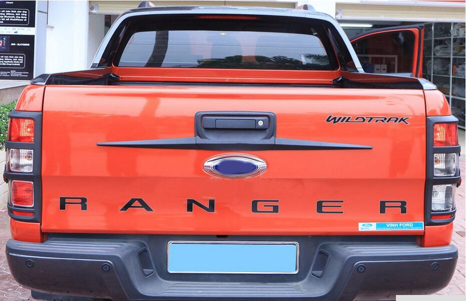 Suitable ford ranger 2016 accessories black tailgate trim for ford ranger T6 T7 2012 2013 2014 wiring diagram ford ranger 5 on wiring diagram ford ranger