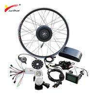 Free Shipping 48V 500W Electric Bike Kit for MTB Road Mountain Bike 26 700C 48V 500W Hub Motor Electric Motor for Bicycle