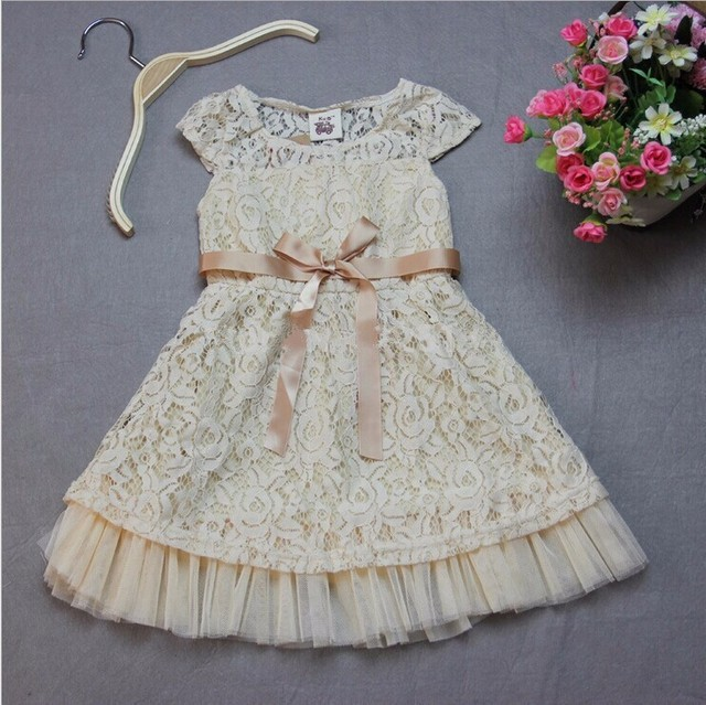 6737e74f2c5d Fashion Summer Girl Dress Baby Frock Designs Kids Clothes Robe Fille ...