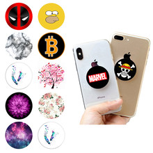 POP Socket Cartoon Mobile Phone Holder Expanding Stand and Grip Mount Phone  Stand Finger Ring Holder Pop for iPhone Xiaomi Redmi d9869484df3c