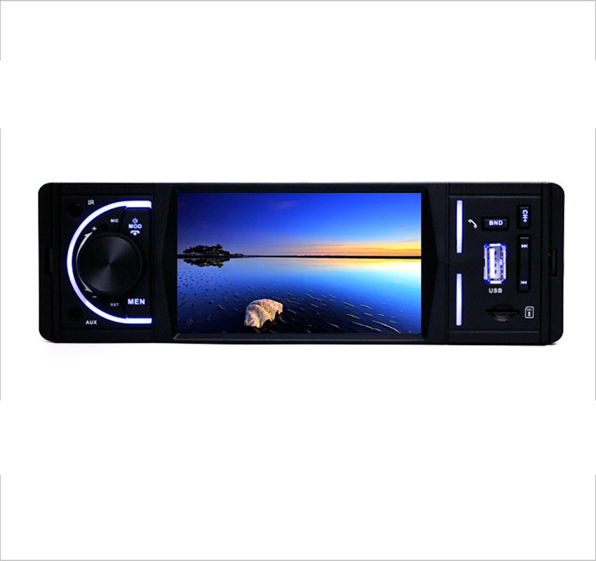 Car MP5 Player New 12V 4.1 HD TFT Bluetooth/Rear view Camera/Stereo FM Radio/MP3/MP4/Audio/Video/USB/SD/TFT/Manufacturer/1Din