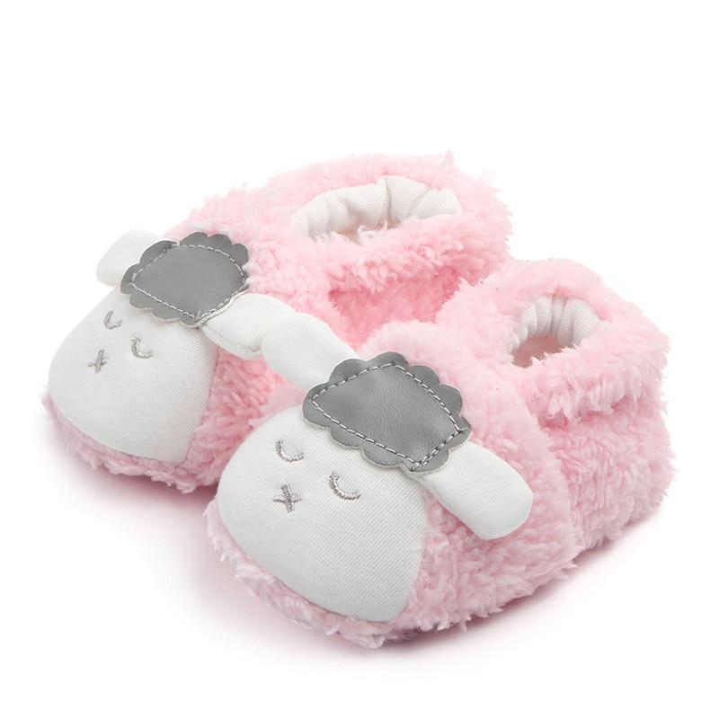 Children Baby Kids Girls Shoes Autumn Non-Slip First Walkers Bebes Zapatos Ninas Newborn Infantil Coral Toddlers Brand