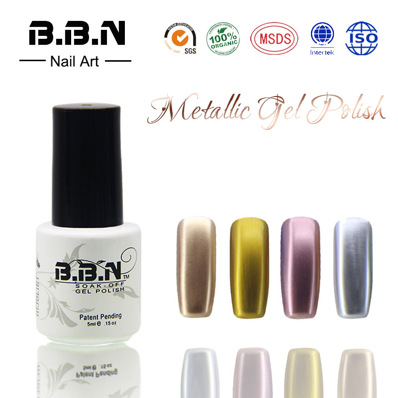 Mirror Effect Gel Nail Polish: Fast Dry Brand Mirror Gel Nail Polish Super Shine Cool
