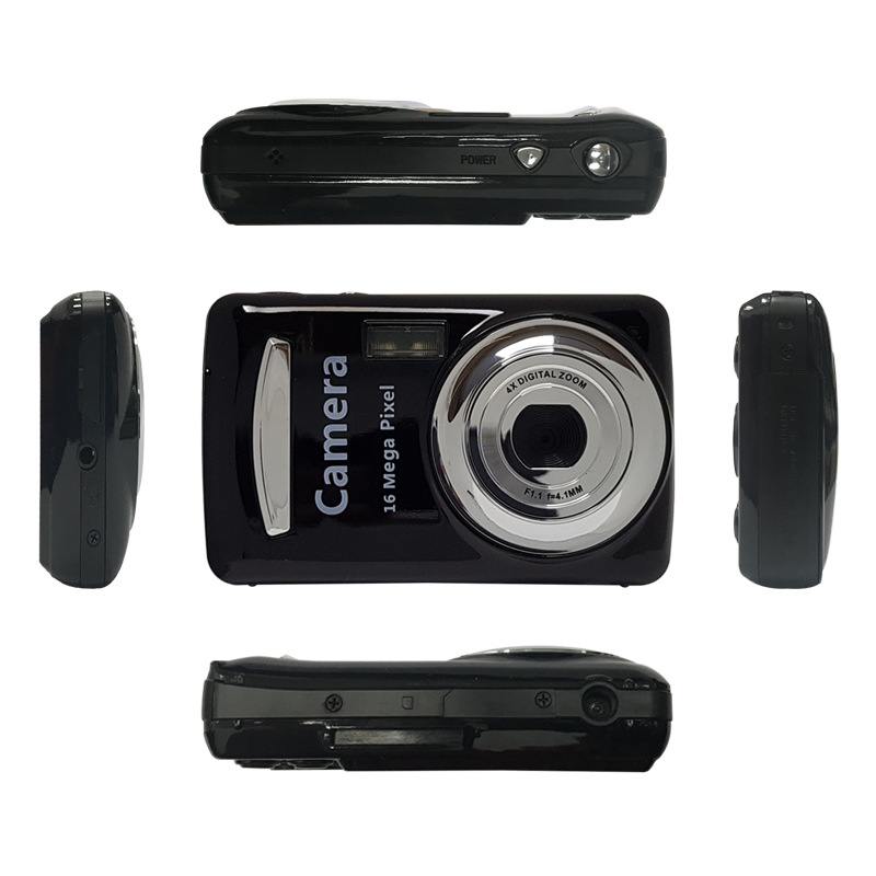 HTB103kyX75E3KVjSZFCq6zuzXXaY 2.4 Inch Mini Digital Camera 16MP Video Camcorder Multi colored Children Camera 720P HD Mini Video Camera Best Gift For child