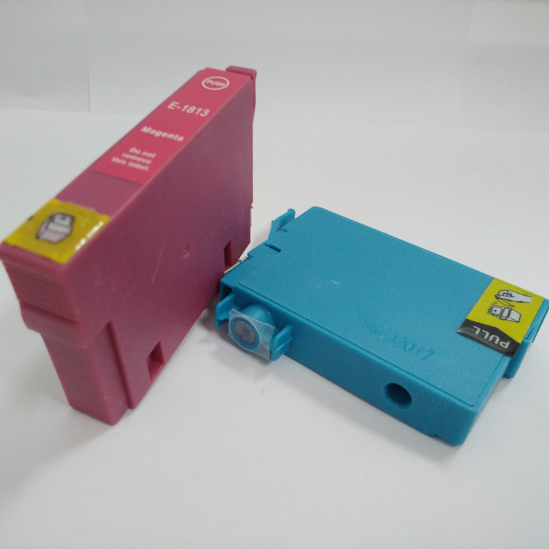 5Pcs T1811 - T1814 сия картриджі үшін EPSON XP212 - Кеңсе электроника - фото 3