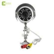 CNHIDEE CMOS 600TVL IR Bullet Home Security Camera System Night Vision Outdoor Waterproof IR CUT Filter Camaras De Seguridad