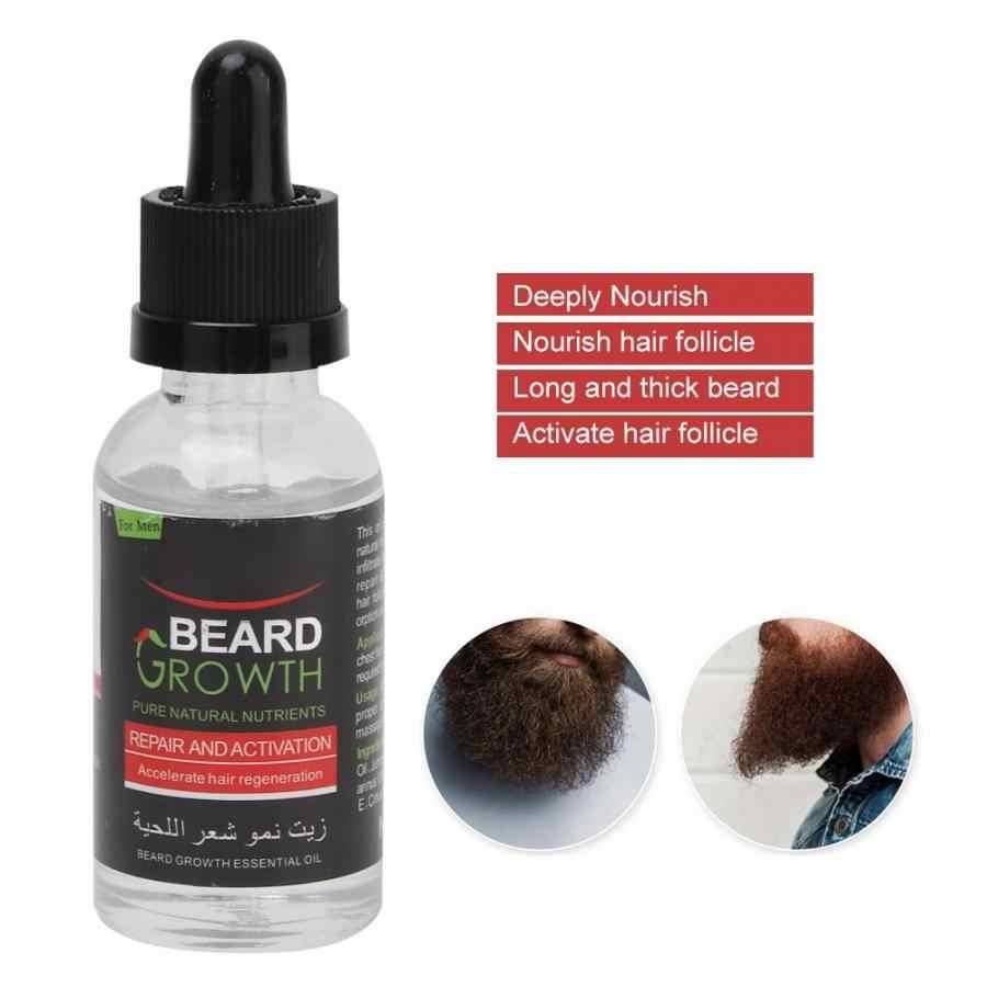 40 мл мужское масло для роста бороды мягкая питающая увлажняющий бальзам средства ухода за бородой эссенция выпадения волос лечение мужчин t