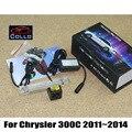 Luz de aviso cauda traseira do carro para Chrysler 300C 2011 ~ 2015 automóveis para Anti colisão traseira externa - end Auto safe Driving luz