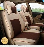 На свой вкус авто аксессуары Пользовательские Новый белье чехлы сидений автомобиля для Suzuki Авто Swift Liana 2 седан Jimny GRAND VITARA wagon R