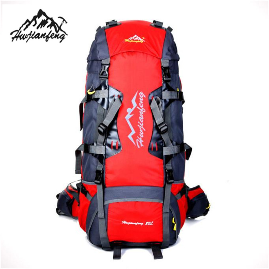 80L Camping Hiking Backpacks Big Outdoor Bag Backpack Nylon superlight Sport Travel Bag Trekking Mountaineering Backpacks Gifts rrax 40l outdoor waterproof men s hiking backpacks multifunctional mountaineering camping hiking climbing backpack trekking bag