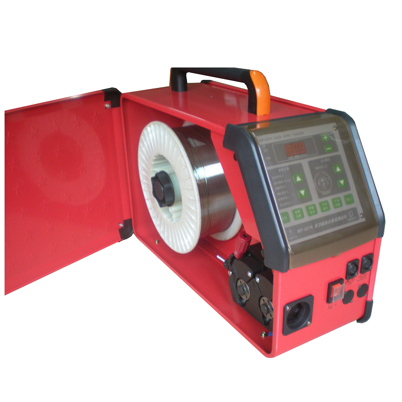 TIg Cold Wire Feeder Feeding Machine Digital Controlled For Pulse Tig Welding   220V / 110V