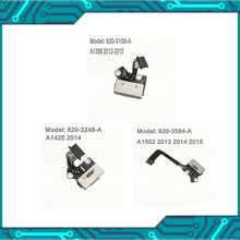 DC Power Jack Board For Macbook Pro Retina A1398 A1425 A1502 820-3109-A 820-3248-A 820-3584-A for hisense led40k170jd article lamp rsag7 820 5062 rsag7 820 5057 1piece 54led 500mm