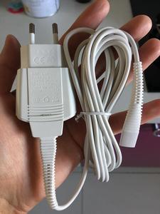 Image 3 - 12 V 0.4A EU US blanc adaptateur secteur chargeur cordon pour Braun rasoir véritable véritable origine IPX4 étanche tout neuf blanc