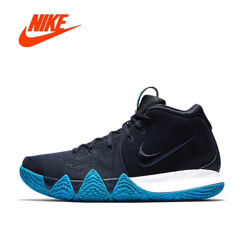 1d0c133d089f Original New Authentic NIKE KYRIE 4 EPmens Breathable Basketball Shoes  943807 Medium Cut Hiking Sport Outdoor