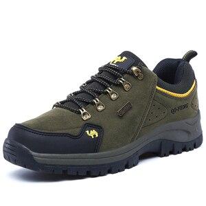 Image 2 - 2019 Outdoor  Men Shoes Comfortable Casual Shoes Men Fashion Breathable Flats For Men Trainers zapatillas zapatos hombre