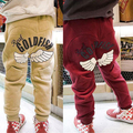 Free shipping!New 2015 Spring,autumn child pants,baby girls and boys Casual trousers,Korean fashion Wing kids pants.kids wear