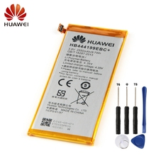 HUAWEI HB444199EBC+ Genuine Battery For Huawei G660 G660-L075 honor 4C 2550mAh Phone + Tool