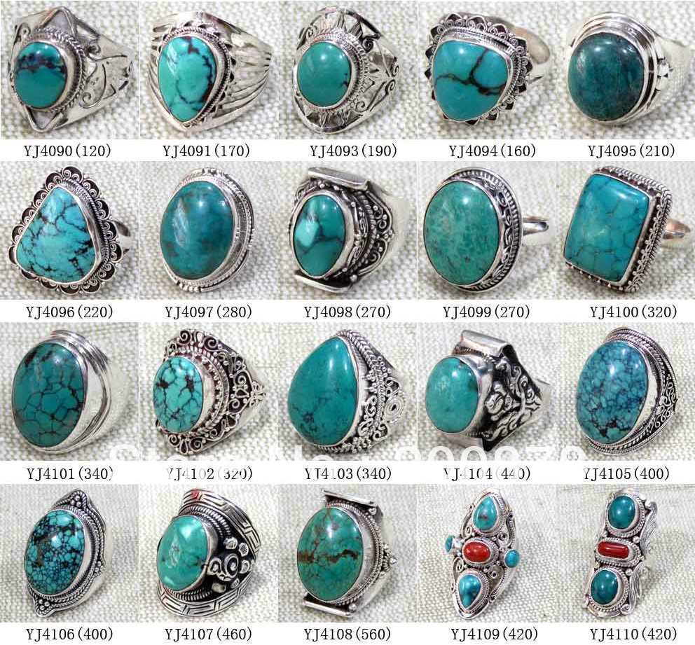 how to tell if turquoise ring is real