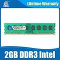 Оперативной памяти ddr3 2 ГБ 1600 PC3-12800 Совместимость С ddr 3 1066 1333 МГц Для Всех Intel AMD Настольных Гарантия Жизни.