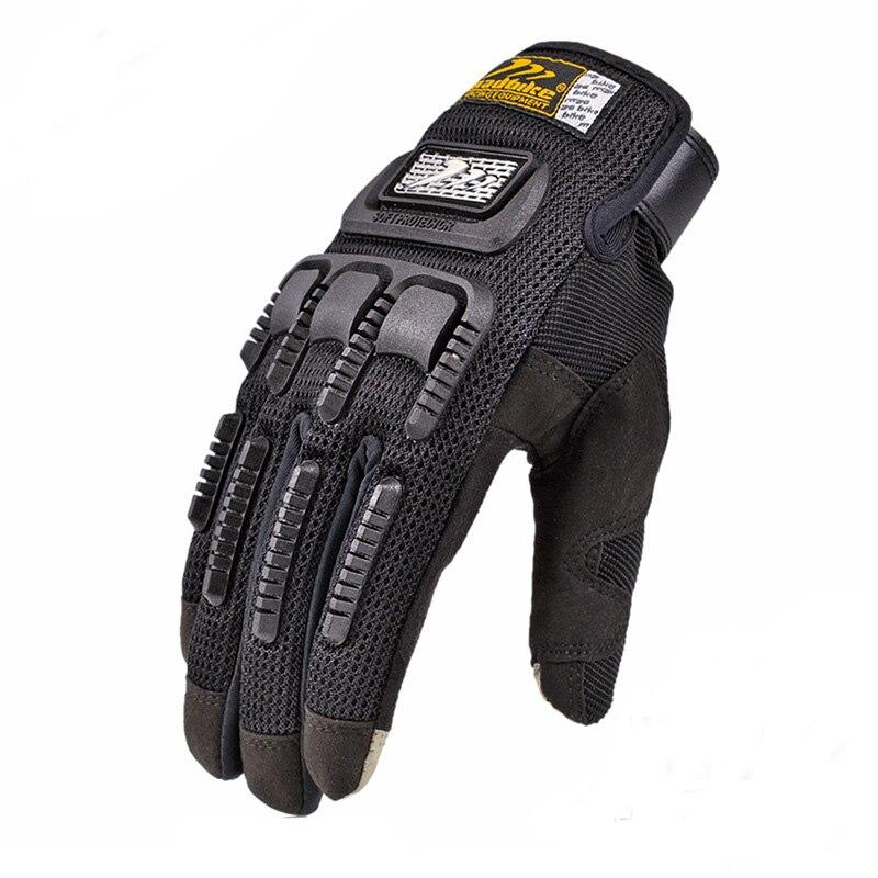 Antidérapant Moto gants sports de plein air D'été hommes de gants complets pour la randonnée escalade formation, gants tactiques Vélo Gants