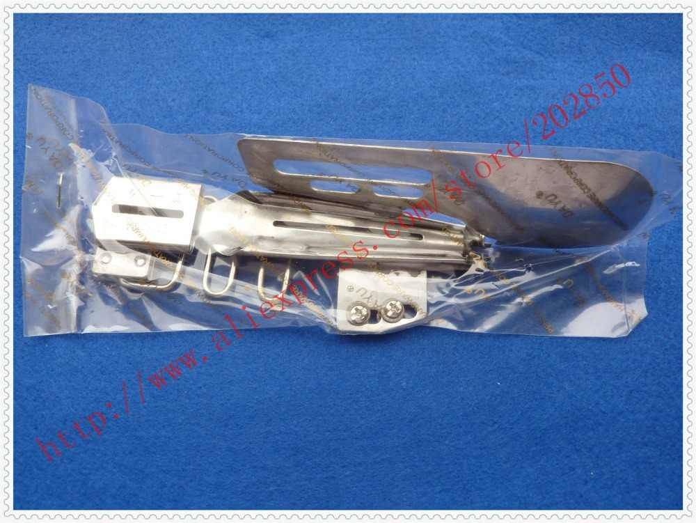 "DAYU104 K712NA(B),Right Angle Binder,Double Folder,Size From 7/16"" To 1"",2/3 Needle Cover Stitch Machine Parts,For Juki,Jack.."