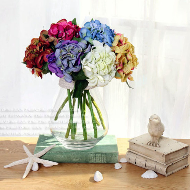 Ceramic Club Sesame Home Table Vase Flower Vase Glass Coffee Table