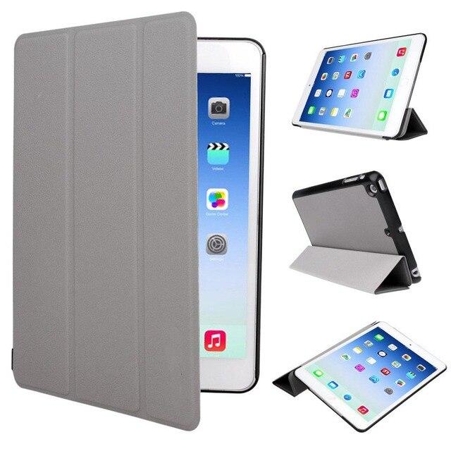 Ультра тонкий чехол для смарт-телефона, чехол для нового iPad Mini 2 Mini 3 Retina, защитный смарт-чехол с автоматическим сном для iPad mini2/iPad mini 3