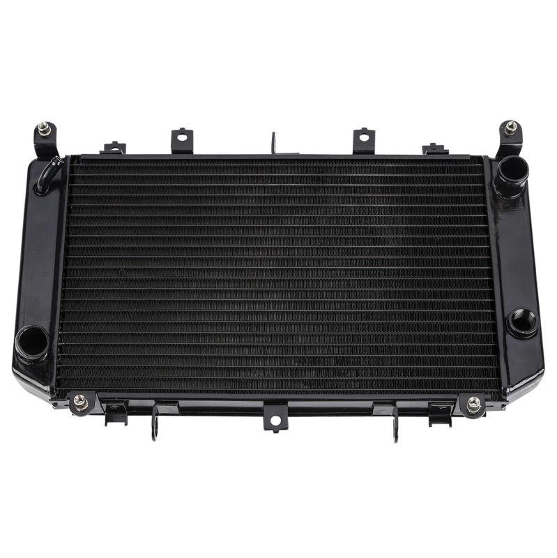Replacement Aluminum Radiator Cooler Cooling For Kawasaki Z1000 2003-2006 2004 2005 03-06 04 05 ROW NEW Black aluminium radiator for ducati 2005 2006 749 749s 749r 999 999s 999r black 05 06