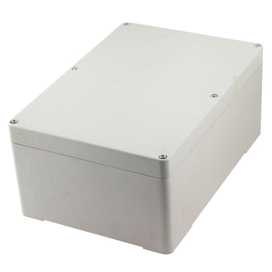 Waterproof Plastic Enclosure Case Junction Box 265mm x 185mm x 115mm waterproof enclosure junction box 2in2out