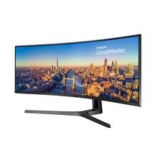 "Samsung C49J890DKU, 124,5 cm (49""), 3840 x 1080 Pixeles, LED, 5 ms, Negro"