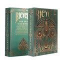 Cabra Deco Cubierta De Bicicleta Naipes Poker Tarjetas Tamaño USPCC Sellados Nuevos Trucos de magia cartas de Edición Limitada 81228