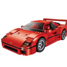Creator F40 Sport Car 1158Pcs Roadster Models Building Blocks Toys For Children Compatible for Legoing Creators Cars Gifts(China)