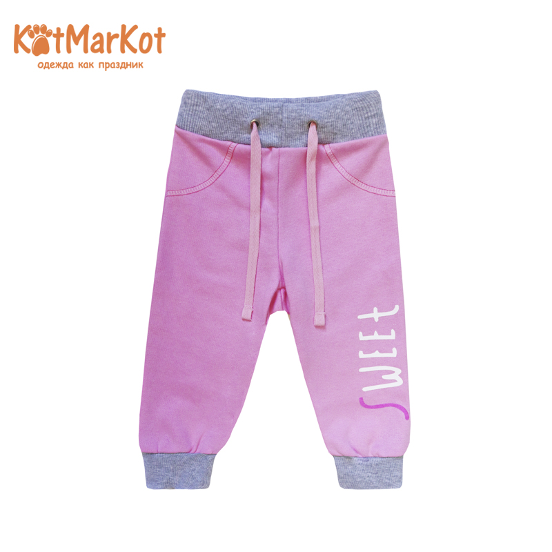 Pants for girls КОТМАРКОТ 75802 blouse for girls котмаркот 7196