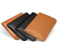 Мини кошелек из натуральной кожи короткие бумажник из мягкой яловой кожи портмоне держатель для карт (pазмер M)