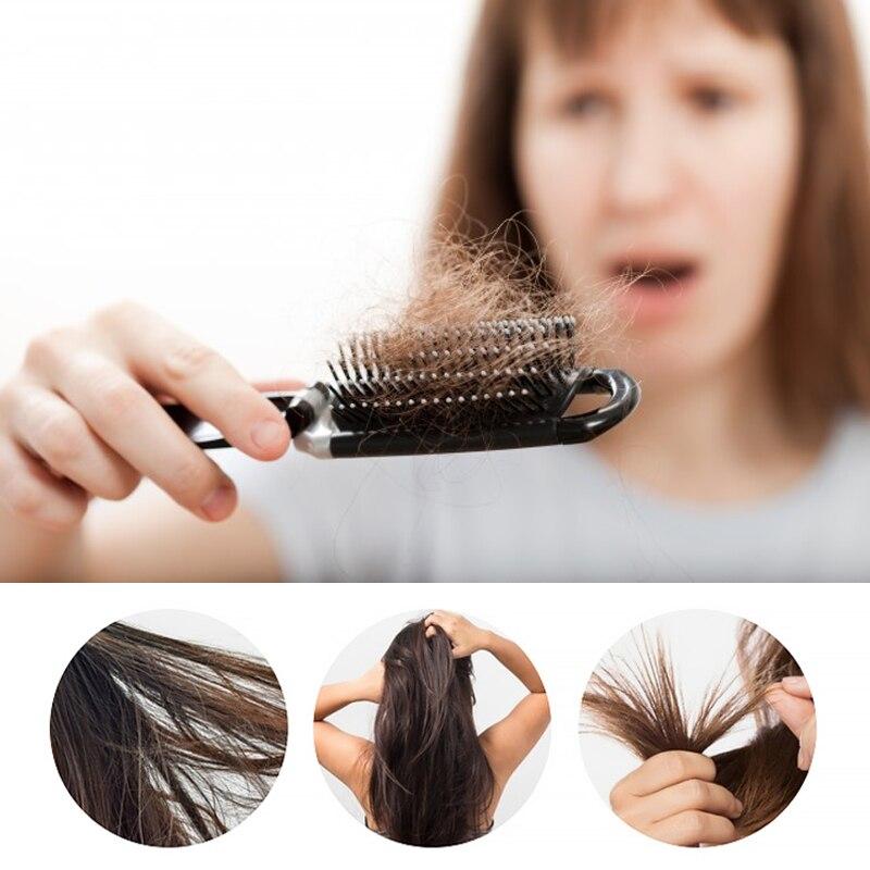 de aço dentes massagem couro cabeludo pente