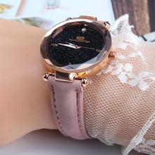 DOBROA Women's Watches Female Fashion Watch 2018 Brand Luxury Ladies Quartz Wristwatch bayan kol saati