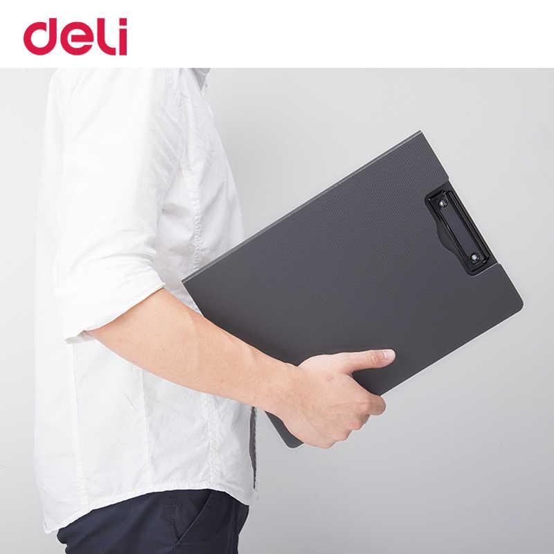 ديلي جودة بسيطة تصميم كليب الكتابة مجلد للمدرسة A4 ورقة مكتب وثيقة منظم الملفات إمدادات الموثق الحافظة هدية